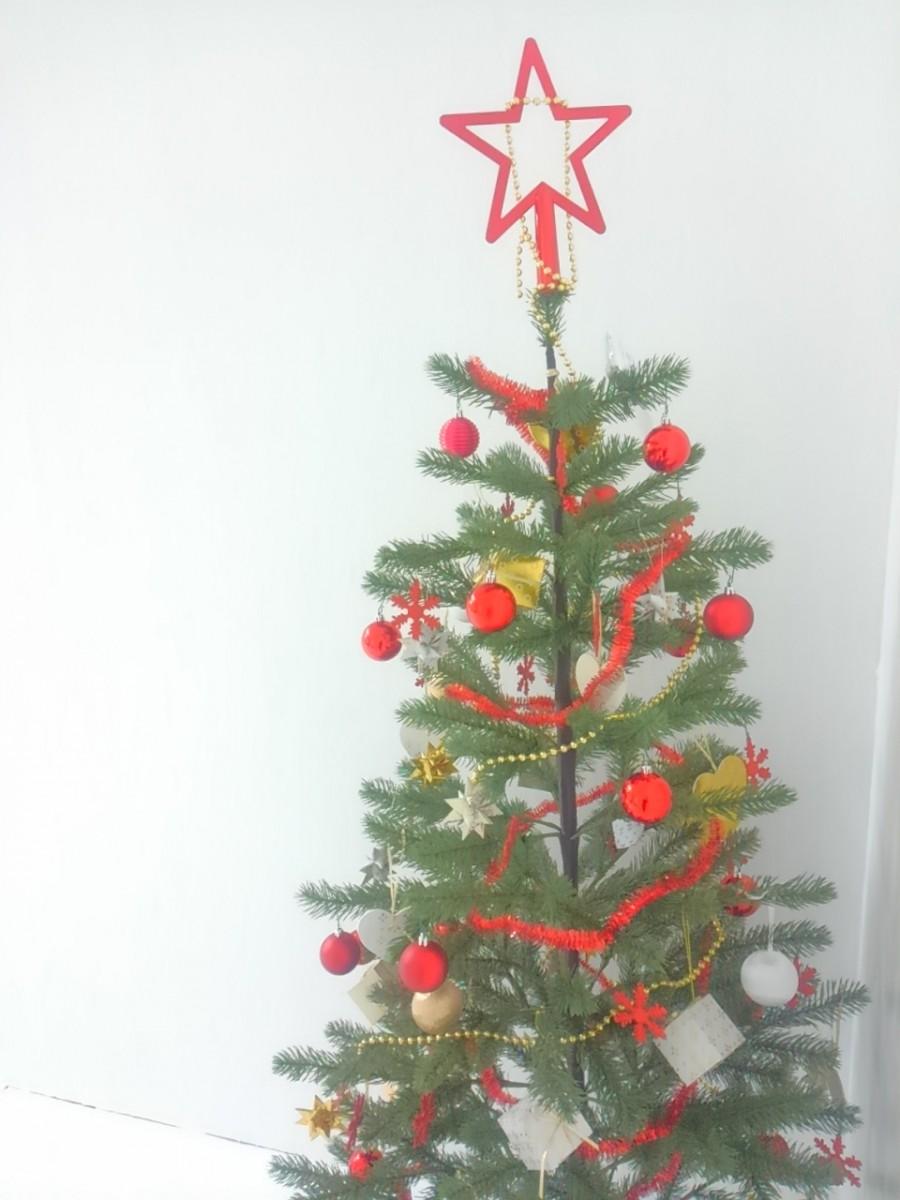 クリスマスツリー^0^