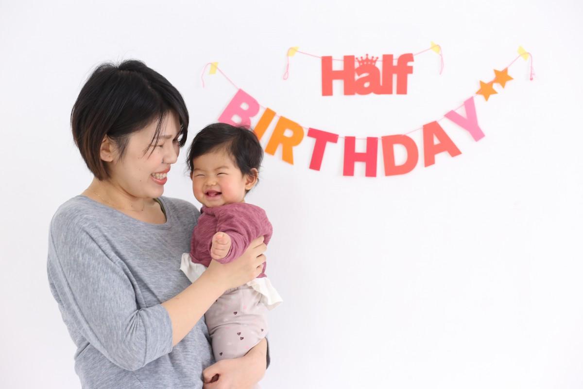 ☆HAPPY HALF BIRTHDAY☆