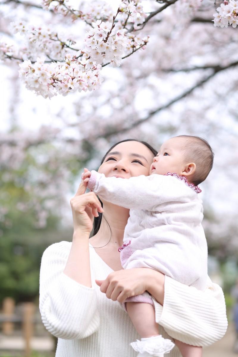 桜と撮影^^