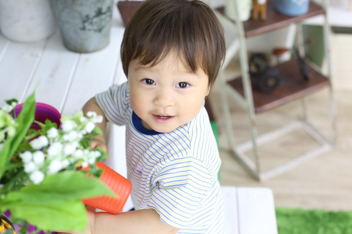 キッズ 〜1歳→2歳〜
