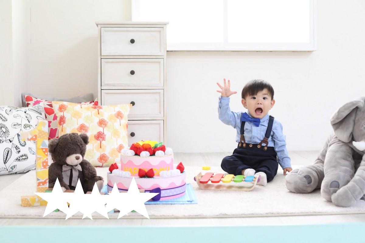 ☆元気な1歳のバースデー☆