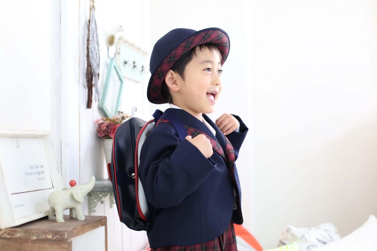 ◆新しい制服にわくわく^^◆